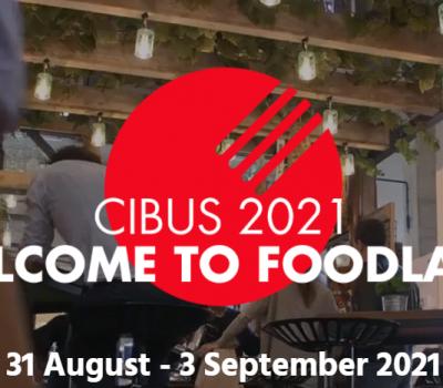 2021년 이태리 파르마 국제식품전시회 [CIBUS Facts & figures 2021]