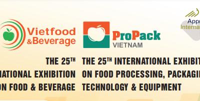 2021년 베트남 호치민 식품 전시회 [Vietfood & Beverage ProPack HCM City 2021]
